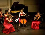 Young Artist Series Concert @ Riley Center for the Arts, Burr and Burton Academy | Yonkers | New York | United States
